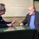 Carlo Petrini et Olivier Roellinger pour inaugurer «cuisinons l'époque»